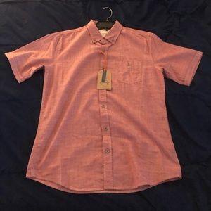 Short Sleeve Button-up
